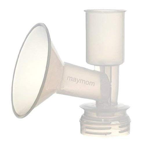 Maymom Breast Shield Flange for Ameda Breast Pumps (31 mm, X-Large, 1- Piece)