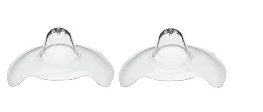 Medela Breast Feeding Contact Nipple Shield 2 Pack Medium