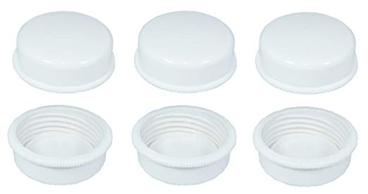 Sealing Caps Lids for Wide Neck Collection Bottle Avent Natural Polypropylene Bottles and Nenesupply Wide Neck Bottles Storage Bottle Cap Replace Avent Natural Bottle Sealing Ring and Sealing Disc