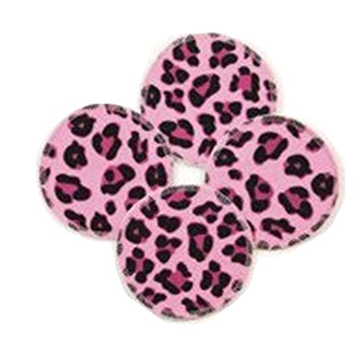 Breast Pads Brand Nursing Bra Pads Cheetah 4 Pack (2 Pair)