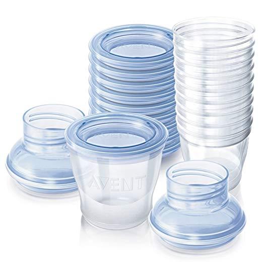 Via Breast Milk Storage Kit