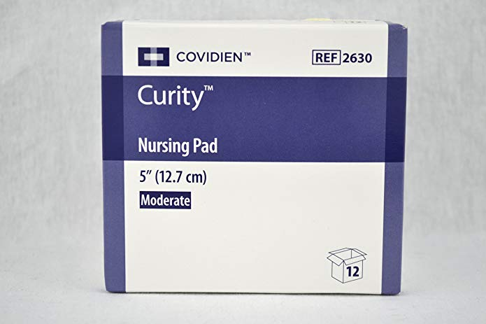 Pad Nursing Bra Curity 12Ea/Bx