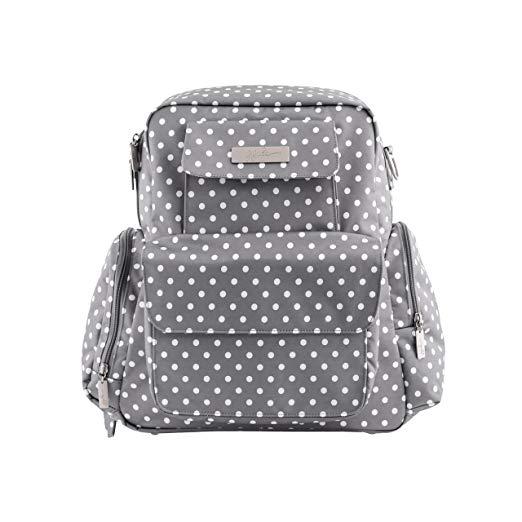 Ju-Ju-Be Classic Collection Be Nurtured Breast Pump Bag, Dot Dot Dot