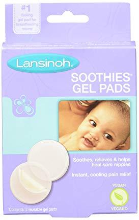 Lansinoh Soothies Gel Pads - 2 Gel Pads