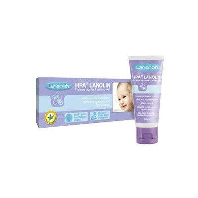 LAN10020EA - HPA Lanolin Nipple Cream, 40 g