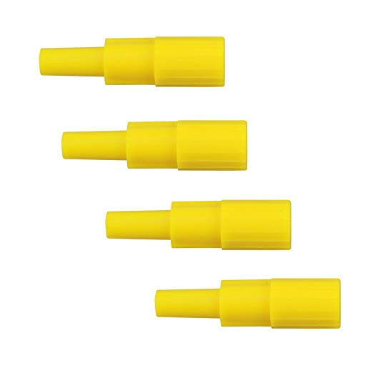 PumpMom Backflow Adapter for Spectra S1, Spectra S2 Pump to Use Most Medela Flanges and Bottles; Connects Between Medela Breastshield and Spectra Backflow Protector (Pumpmom Flange Adapter)