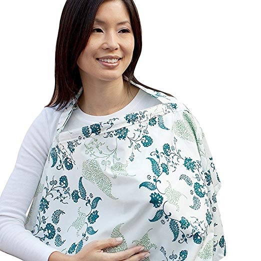 FicBox Breast Feeding Nursing Cover Made By Cotton (Kensington)