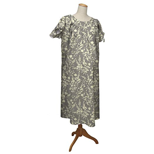 the peanut shell Hospital Gown, Whisper, Large/X-Large