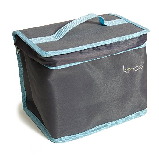 Kiinde Twist Cooler Bag,Grey
